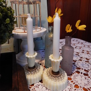 glass candle holders cropped