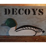decoys sign 4