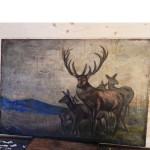 stag and deer painting 10